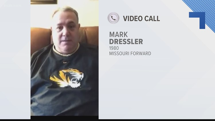 March Madness Moments: Mizzou's Mark Dressler breaks out against Notre Dame