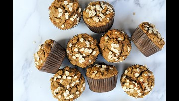 Recipe of the Day: Carrot Cake Muffins