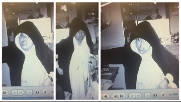 Police looking for woman who broke into business, stole money and car