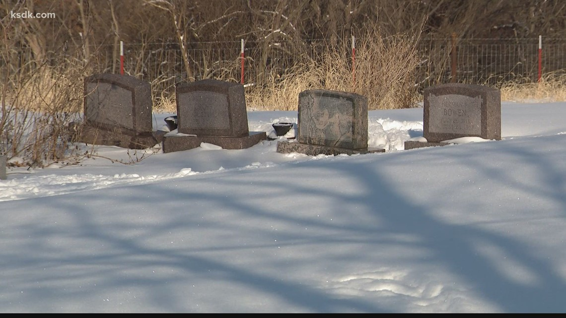St. Louis woman's fight to save historic Black cemetery in western Missouri