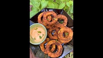 Recipe of the Day: Crispy Delicata Squash Rings