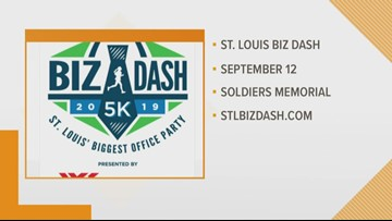 St. Louis Biz Dash 5K promises to be the city's healthiest happy hour