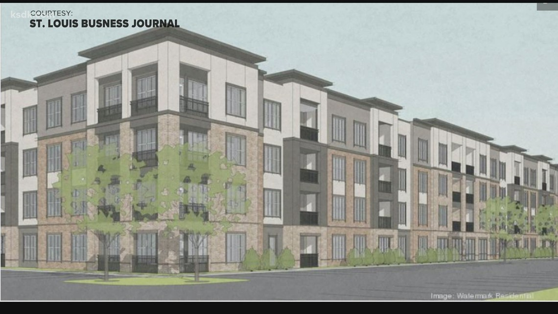 New 316-unit apartment project coming to St. Charles County