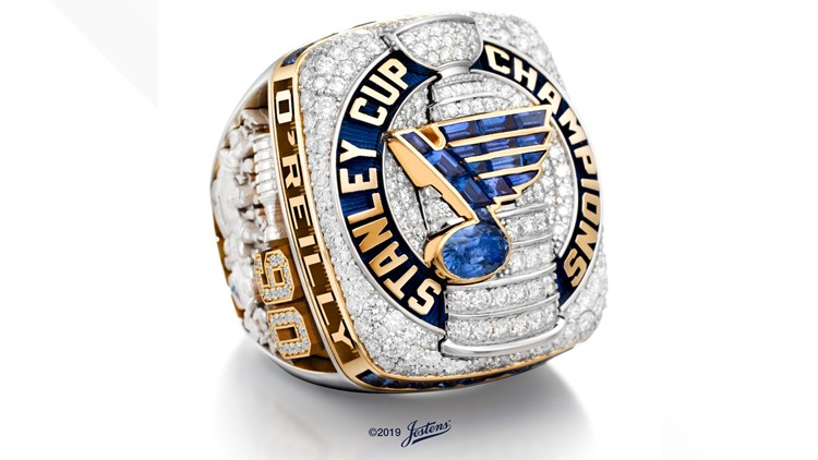 blues stanley cup championship ring