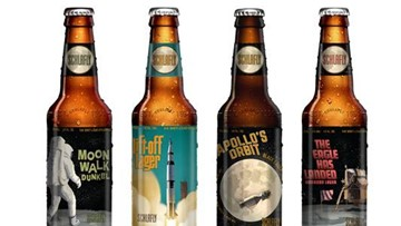 Schlafly launches new beer for 50th anniversary of Apollo 11 moon landing