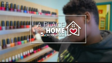 A Place to Call Home: Serenity is a smart teen who loves school