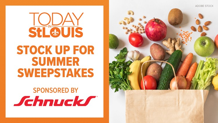 Stock Up for Summer Sweepstakes: Watch Today in St. Louis for code word