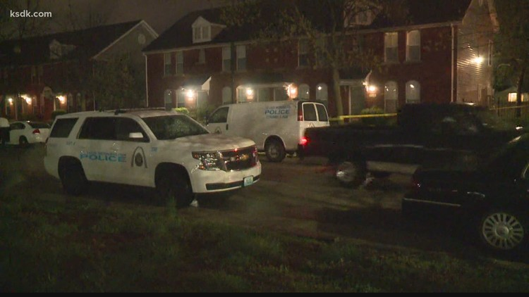 4-year-old girl shot in chest
