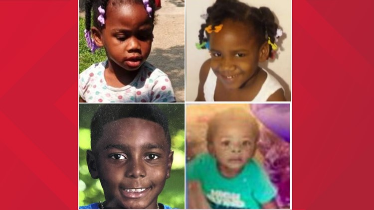 Children killed in St. Louis