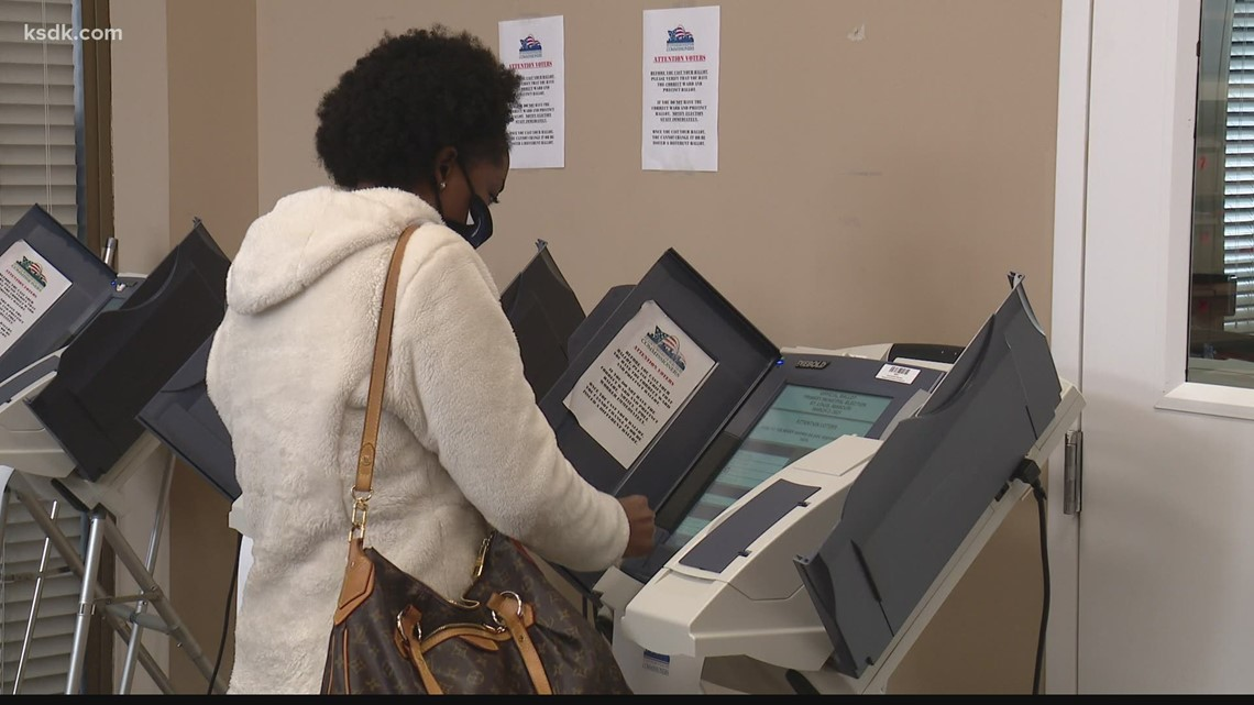 Absentee voting underway in St. Louis for special election on Prop R