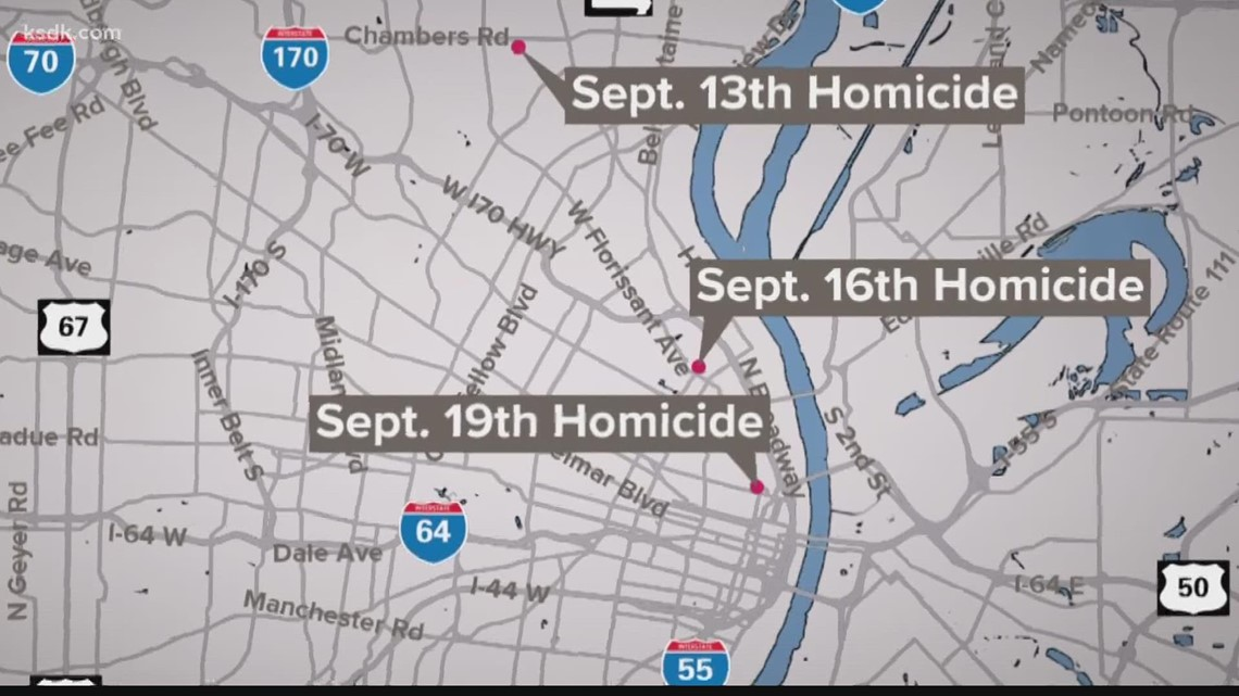 Police work to solve string of homicides they think are connected