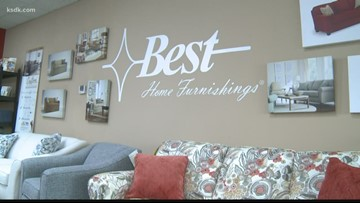 Create custom made pieces for a great price at Best Home Furnishings