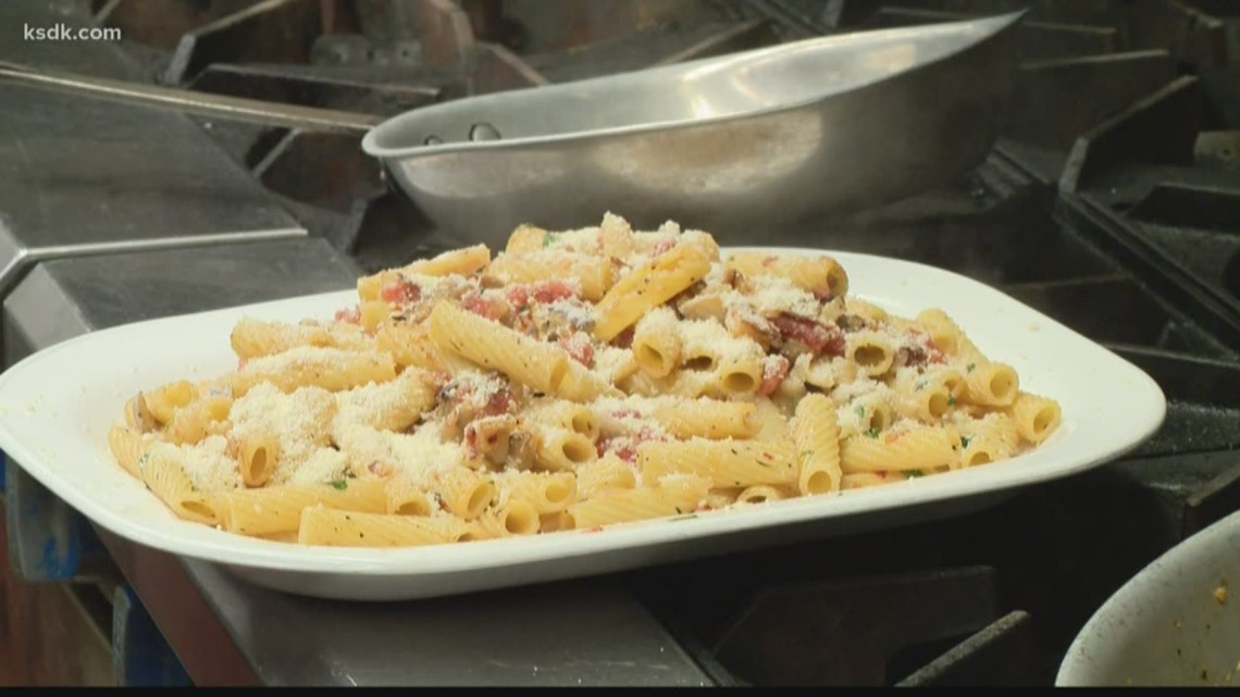 Frank's Food Picks   You can count on hot weather, great baseball and incredible Italian food in St. Louis