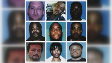 10 indicted in federal court for alleged multi-state meth