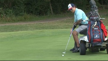 Golf tournament hopes to make the game more accessible