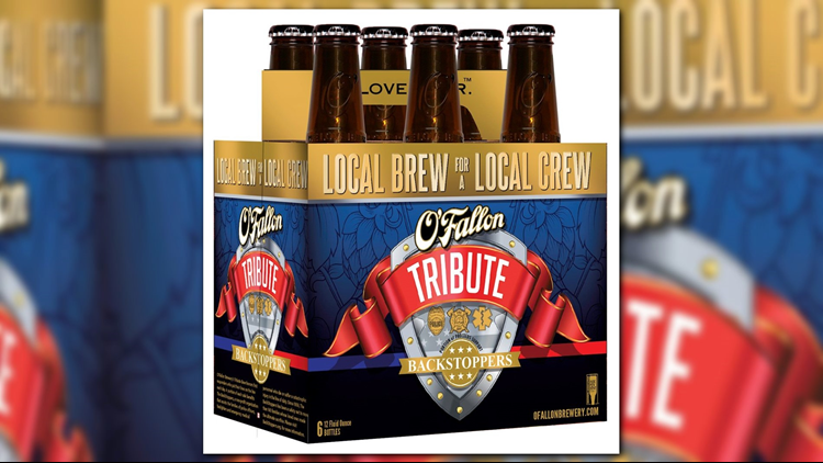 Tribute is a sessionable Golden Ale, coming at just 5 percent alcohol by volume and 10 IBUs.
