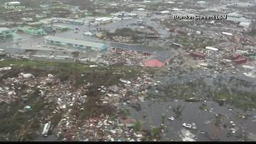 Dorian causes mass destruction in Bahamas