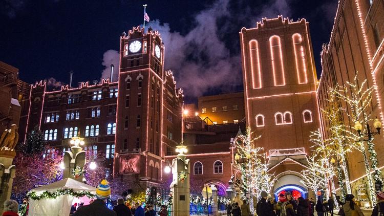 Coronavirus: KEZK, Anheuser Busch bring Christmas to St. Louis