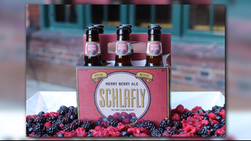 Schlalfy's newest beer is fruity alternative to traditional winter brews