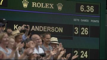 Wimbledon announces major change, introduces fifth-set tiebreaker beginning in 2019