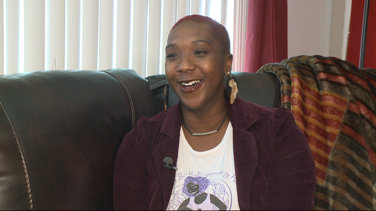Tru Kellman is turning her traumatic birthing experience into a life-saving mission