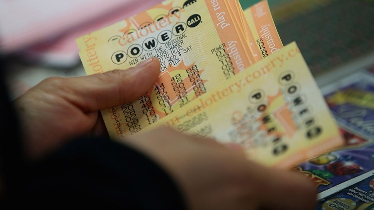 Mo Lottery Looking For Lucky Player Who Won 1m On Powerball In
