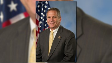 Trump to campaign for Illinois Congressman Bost ahead of midterms