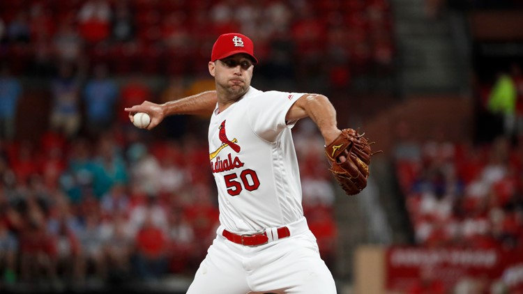Opinion   How Adam Wainwright went from lost cause to comeback story of the year for the Cardinals