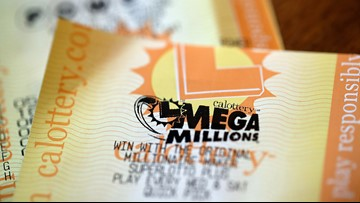 $1 million Mega Millions ticket sold in Chesterfield in Christmas night drawing