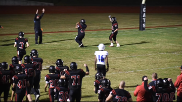 'One of the boys' | Herculaneum student's special touchdown a highlight of his life