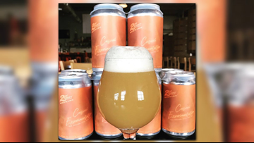 NEW BEER | Batch 3 of 2nd Shift's Casual Experimentation is a NEIPA