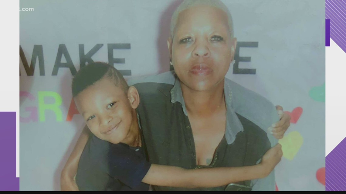 His last words were 'ouch' | Grandmother grieves after 9-year-old grandson killed