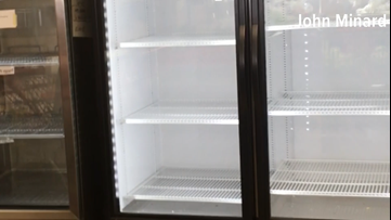 As school districts stop meal services, local pantry shelves are sitting empty