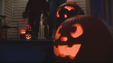 Tradition brings trick-or-treaters back to Webster Groves home