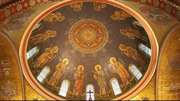 Cathedral Basilica named one of the most beautiful places in America