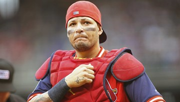 Yadier Molina cements Hall Of Fame credentials with ninth Gold Glove