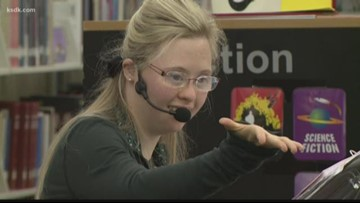 Amazing Grace | Young woman with Down syndrome fights bullying one smile at a time