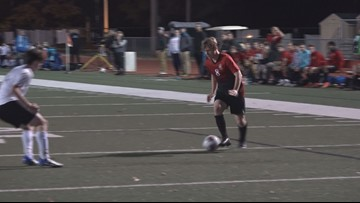 'I couldn't live this lie' | Parkway Central senior thriving as openly gay soccer star