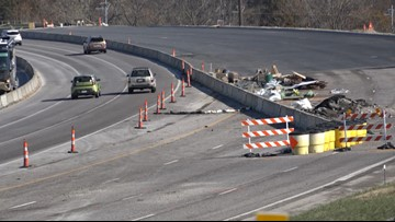 I-44 closure delayed due to weather