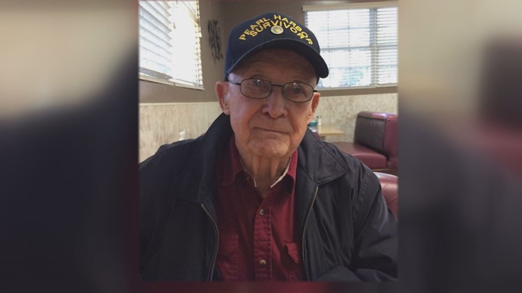 WWII Veteran who survived attack on Pearl Harbor will be buried at Jefferson Barracks Friday