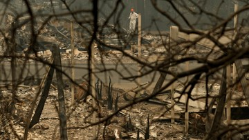 Blues, Blues Alumni to help raise money for California wildfire victims