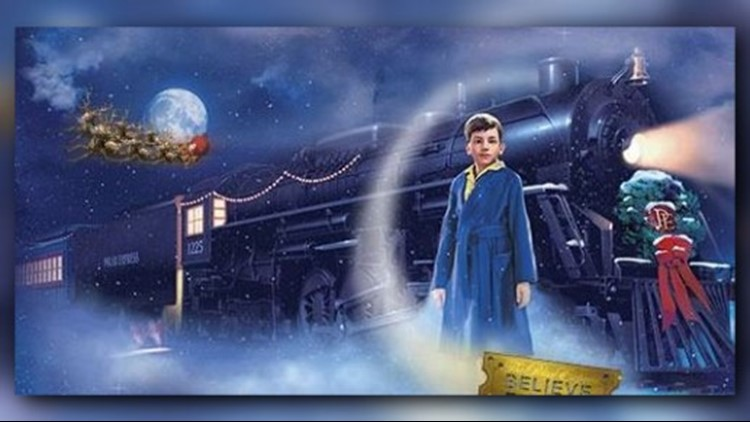 local polar express train ride returns to union station