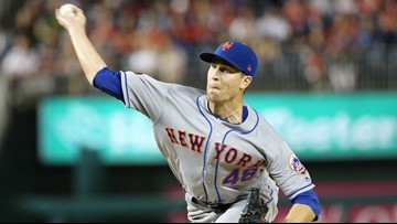 Mets ace Jacob deGrom named NL Cy Young winner despite just 10 wins