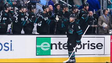 Sharks turn the tables on the Blues, winning 4-0 in San Jose