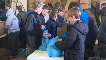 St. Louisans donate nearly 2 million food items to Scouting For Food