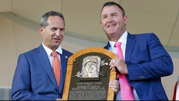 What would Baseball Hall of Famer Jim Thome do without the sport?