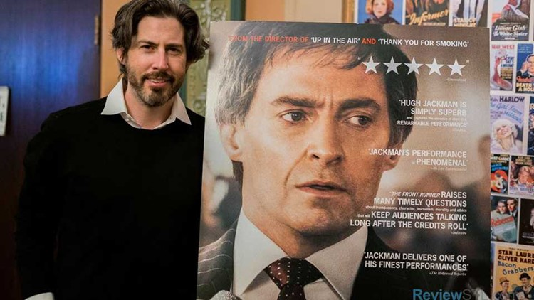 Jason Reitman's love for complicated people brought him to 'The Front Runner'