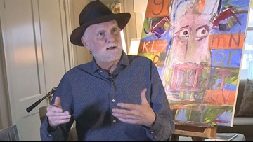 Non-profit founder grateful to be alive after carjacking