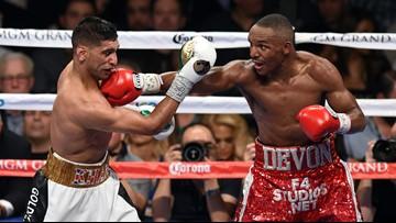 World champion boxer asking St. Louis to 'StandUP!' against gun violence