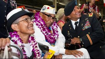 Oldest military survivor of Pearl Harbor dies at 106